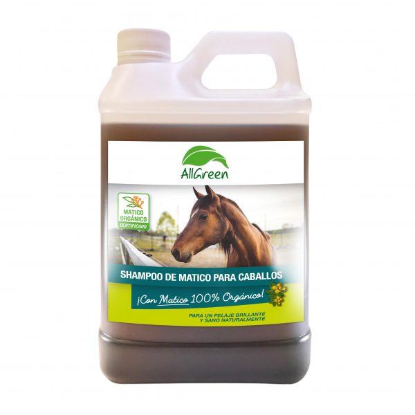 Shampoo de Matico para Caballos 1 litro 1