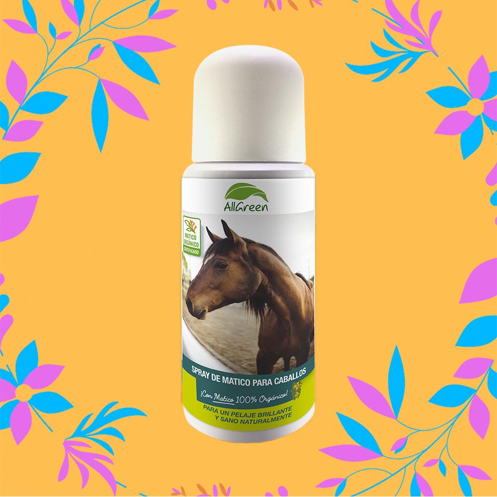 spray caballo